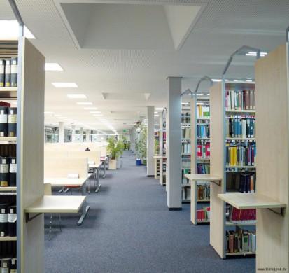 Uni Marburg | Juristisches Seminar | Teilbibliothek