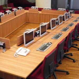 Staatsbibliothek zu Berlin Schulungs- und Konferenzraum