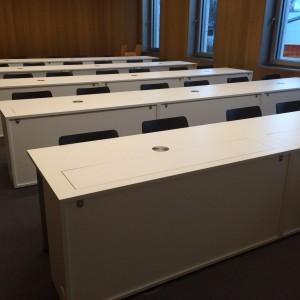Frankfurt / Main – Schulungsraum